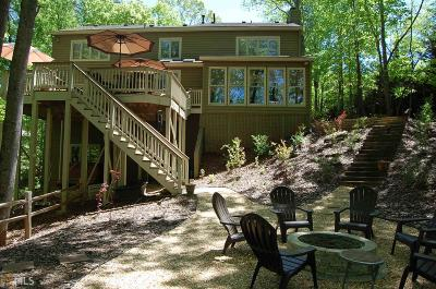 Dawson County, Forsyth County, Gwinnett County, Hall County, Lumpkin County Single Family Home New: 3360 Canon Bay Dr