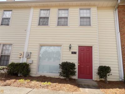 Roswell Condo/Townhouse New: 107 Old Ferry Way