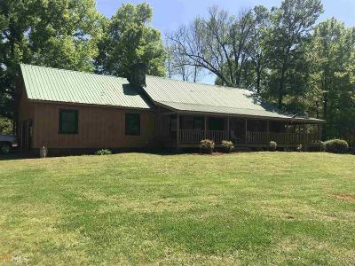 Locust Grove Single Family Home For Sale: 780 Singley Rd