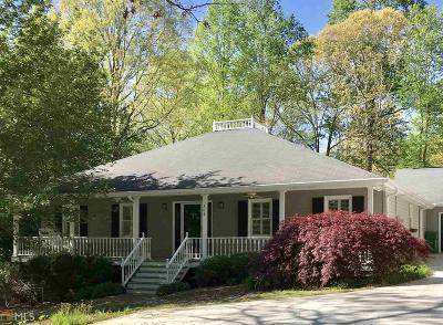 Bremen Single Family Home For Sale: 308 Cherokee Dr