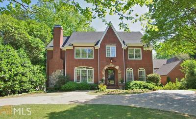 Morningside Single Family Home New: 947 E Rock Springs Rd
