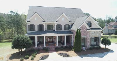 Alpharetta GA Single Family Home New: $1,125,000