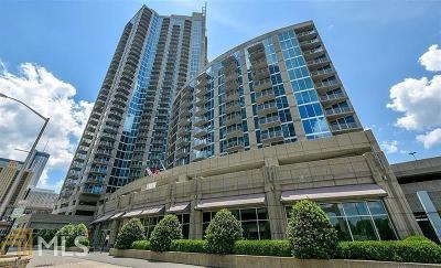 Atlanta Condo/Townhouse New: 400 W Peachtree St #2816