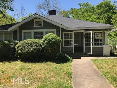 Dekalb County Single Family Home For Sale: 243 3rd Ave