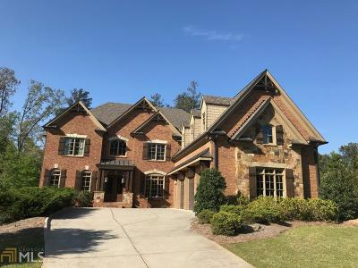 Alpharetta Single Family Home New: 780 Hopewell Place Dr