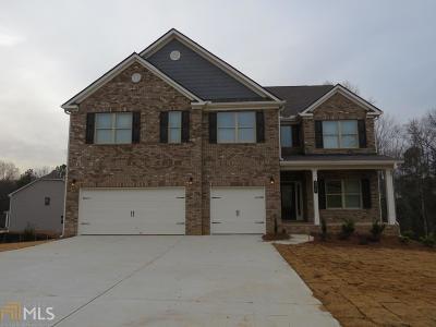Douglasville Single Family Home New: 3910 Tarnrill Rd