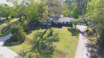 Douglasville Single Family Home New: 3244 Highway 92 Fairburn