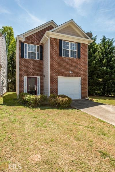 College Park Single Family Home New: 2836 Windsor Forrest