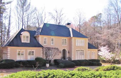 Snellville Single Family Home For Sale: 995 Bridgewater Walk