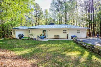 Senoia Single Family Home For Sale: 1774 Stallings Rd
