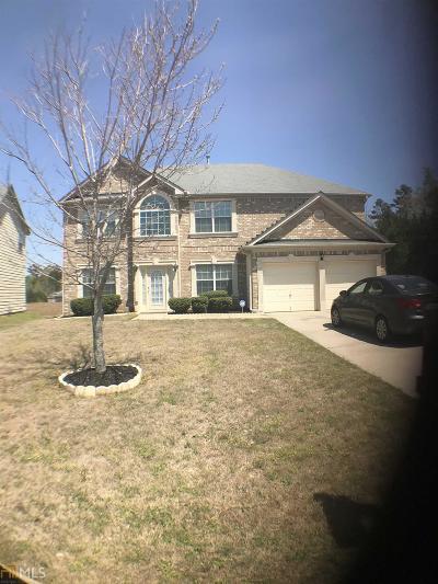 Atlanta Single Family Home New: 4022 SE Dinmont Chase