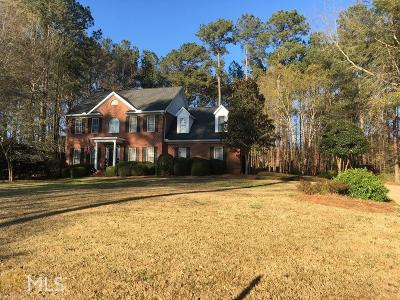 Newnan Single Family Home New: 360 South Shore Drive