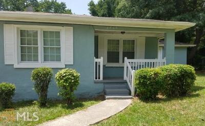 Lithonia Single Family Home New: 2719 Cagle Street