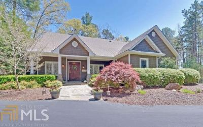 Clarkesville Single Family Home New: 125 Wind Forest Ct