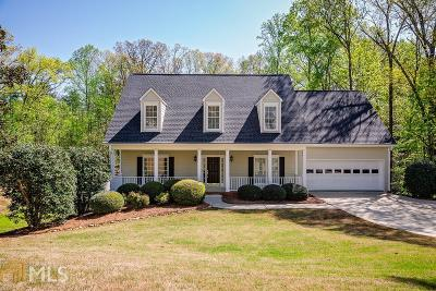 Gainesville Single Family Home New: 3672 Eleanors
