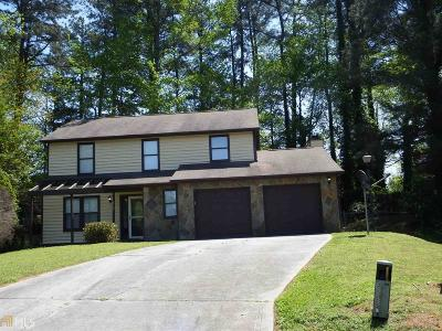 Stone Mountain Single Family Home New: 810 Chapman Circle