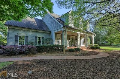 Dahlonega Single Family Home New: 134 Prospector Ridge