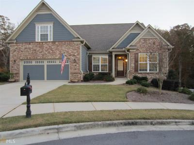 Gainesville Single Family Home New: 3519 Golden Rain Cir