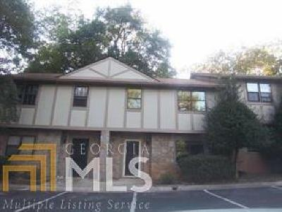 DeKalb County Condo/Townhouse New: 1150 Rankin Street #D3