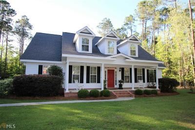 Statesboro Single Family Home For Sale: 1210 Shasta
