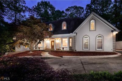 Fulton County Single Family Home New: 3395 Spalding