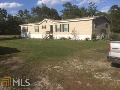 Camden County Single Family Home New: 178 Gordon Cox Ln