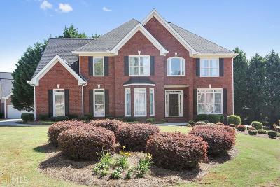 Gwinnett County Single Family Home New: 1707 Chadwick View Ct