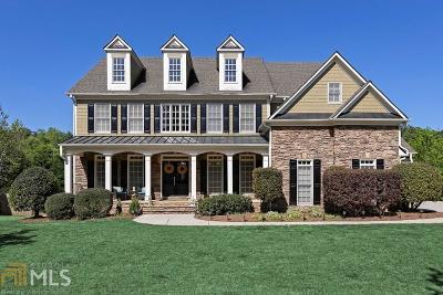 Cobb County Single Family Home New: 3245 Waterhouse Street NW