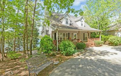Hart County Single Family Home For Sale: 968 Reed Creek Point