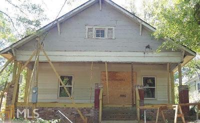 Atlanta Single Family Home New: 1020 Astor Ave