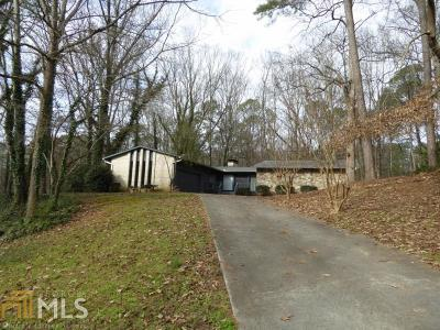 Roswell Rental For Rent: 235 Wind Shadow Ct