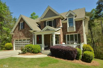 Gainesville Single Family Home New: 5746 Nix Br Rd