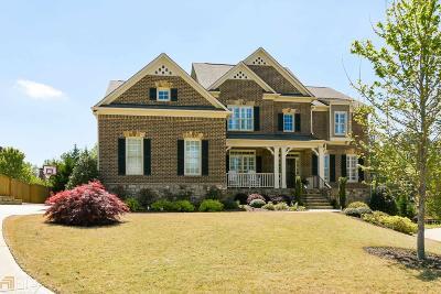 Cobb County Single Family Home New: 4613 Wigley Estates Rd