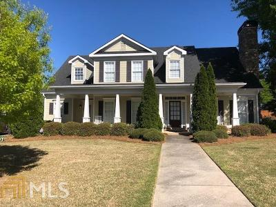 Loganville Single Family Home New: 385 Bay Grove Rd