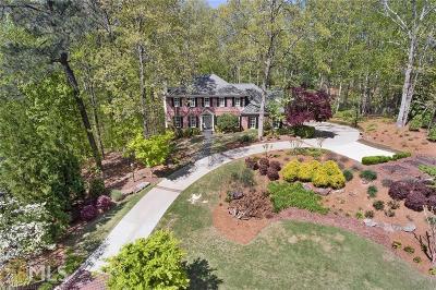 Fulton County Single Family Home New: 486 Huntcliff Green