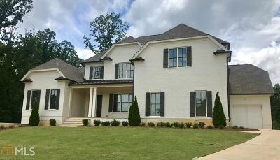 Fulton County Single Family Home New: 705 Bass Way