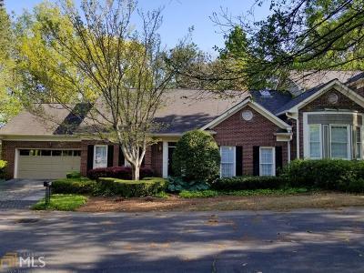 Atlanta Condo/Townhouse New: 7155 Roswell Rd #25