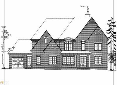 Alpharetta, Duluth, Johns Creek, Suwanee Single Family Home For Sale: 1845 Turnberry Ave