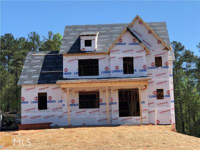 Cobb County Single Family Home New: 63 Nuttail Lane