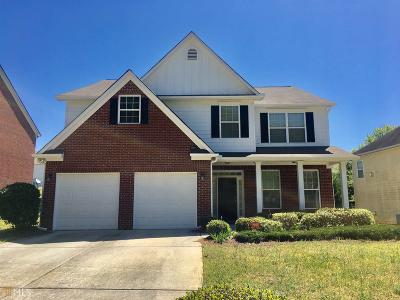 Henry County Single Family Home New: 2431 McIntosh