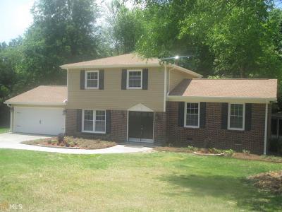 Atlanta Single Family Home New: 3206 Amhurst