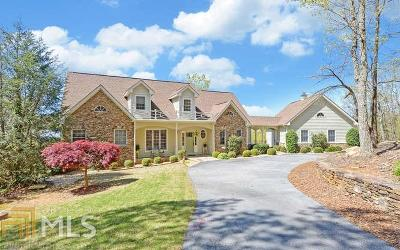 Clarkesville Single Family Home New: 315 Highlands Dr