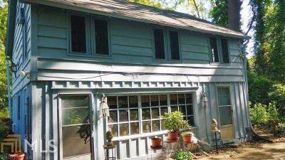 Atlanta Single Family Home New: 1332 Boulevard Lorraine