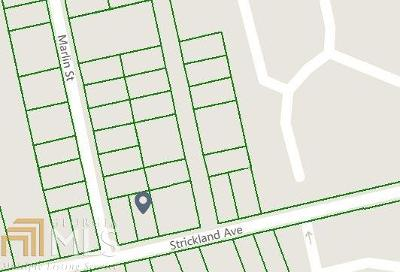 Athens Residential Lots & Land New: 187 Strickland Avenue