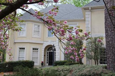 Smyrna Single Family Home New: 1800 Lakehurst Ct