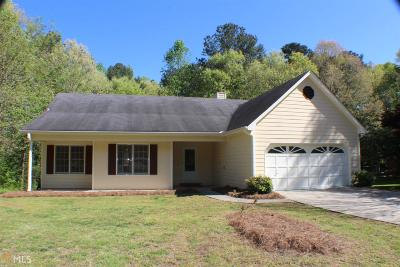 Gwinnett County Single Family Home New: 2155 Castle Royale Drive