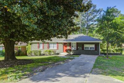 Atlanta Single Family Home New: 2861 Gresham Rd