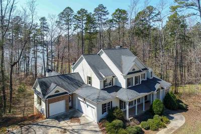 Martin Single Family Home For Sale: 286 Timberlake Dr