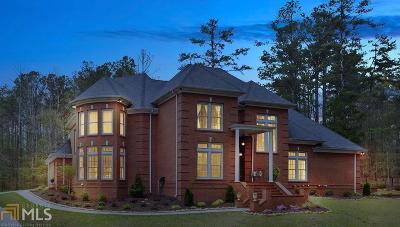 Acworth Single Family Home For Sale: 2449 Acworth Due West Rd