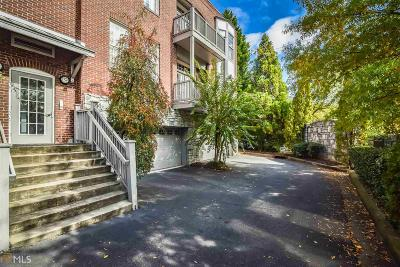 Fulton County Condo/Townhouse New: 1166 Ponce De Leon Ave #C-2